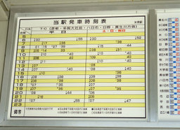 Timetable20090704